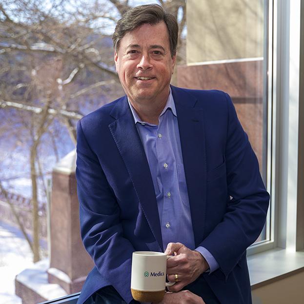 John Naylor, Medica CEO